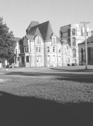 Scaring up tourists: the abandoned Ohio State - Reformatory.