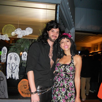 SCENE Halloween Bar Crawl