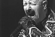 Screaming for vengeance: Judas Priest's Rob Halford - at Ozzfest. - WALTER  NOVAK