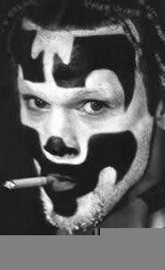 Shaggy 2 Dope of Insane Clown Posse, the most - hated band in the world. - WALTER  NOVAK