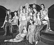 Shake it! The Bellydance Superstars come to - Peabodys.