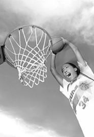 Sheila Bronson: A remarkable combination of - quickness, leaping ability, and athleticism. - JENNIFER  SILVERBERG