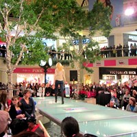 "Saturday, November 23: Catch a Fashion Show at Beachwood Place Shoppers at Beachwood Place will have the opportunity to give back while doing what they love. The Compassion from Fashion night is dedicated to the support of Northeast Ohio charities and will include retailer discounts, a live fashion show and more. The event will be held from 5 to 9 tonight. All the proceeds benefit the Gathering Place, a community-based cancer support center with two Northeast Ohio locations, and University Hospitals Rainbow Babies & Children's Hospital. Allan Fee and Katherine Boyd from Q104's Fee's Kompany will host the event, and shoppers will have the opportunity to see a host of local celebrities, including two of Cosmopolitan magazine's ""Hottest Bachelors of the Year."" Professional models from the Docherty Modeling and Talent Agency will showcase the mall's hottest fashions during an exciting live runway fashion show. Tickets are $25 in advance, and $30 at the door. (Rus) 26300 Cedar Rd., 216-464-3698, beachwoodplace.com/compassion-from-fashion. Photo Courtesy of I-X Christmas Connection, Facebook"