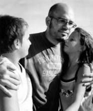 Shut Up or put out: When not discussing the pope's sexual proclivities, David Cross is livin' large with the ladies.
