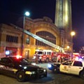 Late-night Fire Shuts Down West Side Market