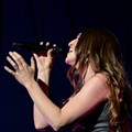Singer-songwriter Sara Bareilles Puts on Playful Performance at Jacobs Pavilion