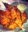 <p>Skinny's Bar & Grill (Euclid)   <p>Considered to be one of the best wing spots in the region, Skinny's Bar & Grill in Euclid has a wing night on Monday's that shouldn't be missed. Ten giant wings tossed in their house made sauce for only $7.50.