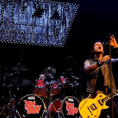 Slideshow: Thin Lizzy