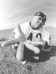 """Slow"" rise to the top: It took Twista 13 years to notch - his first No. 1 single."