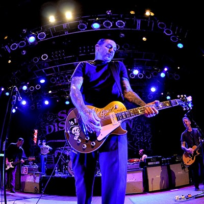 Social Distortion Performing at House of Blues