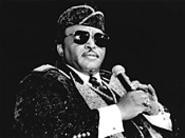Solomon Burke: A man of God in Liberace's clothes.