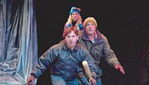 Something Out Of Nothing: Performances Save a Thin Plot in The Norwegians at Dobama Theatre