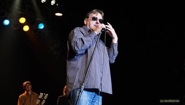 Southside Johnny performing last year at Hard Rock Live. - DAVID KEMP