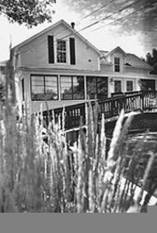 Splendor in the grass: Bucolic Fisher's Tavern.