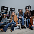 Starr Power: Southern Rockers Blackberry Smoke are the Thinking Redneck Man's Band