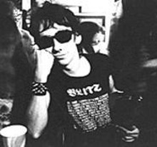 Stiv Bators, perhaps the only punk icon who ate his - own pubic hair.