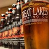 Stop by the Great Lakes Brewing Company today for awesome beer and cheese pairings- think 12 featured brews and 25 artisanal cheeses. Advance tickets are required and cost $25.