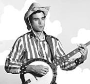 Sufjan Stevens: He's an American man, he's coming to your town, he wants to party down.