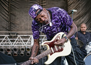 Sumthin' Special: Guitar Hero Eric Gales Returns to Cleveland for the First Time in Two Decades