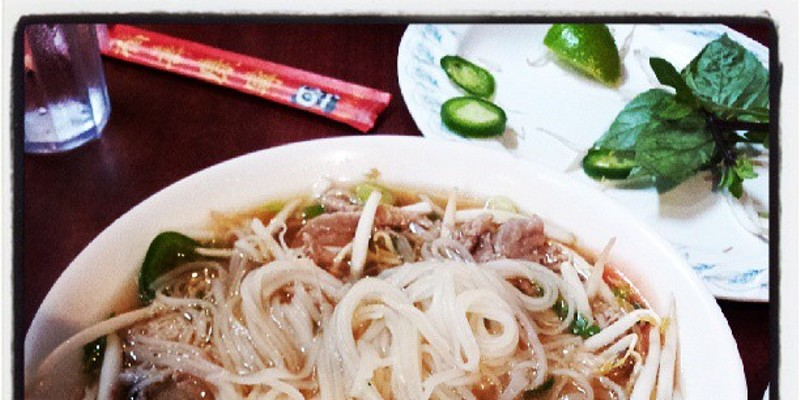 The 5 Best Pho Bowls in Cleveland Superior Pho is located at 3030 Superior Ave East, Cleveland. Call (216)781-7462 or visit www.superiorpho.com for more information. Photo Courtesy of Instagram User chadwpry