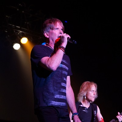 Survivor Performing at Hard Rock Live
