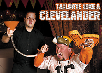 Tailgate Like a Clevelander