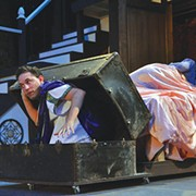 "Tangled up in Shakespeare: A Convoluted Plot in ""Cymbeline"" Still Manages to Entertain at the Ohio Shakespeare Festival"