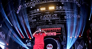 Tech N9ne Performing at House of Blues