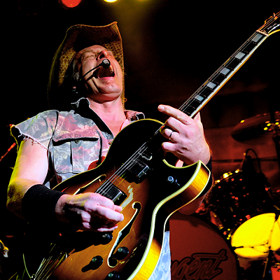 Ted Nugent at House of Blues