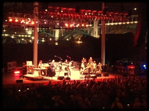 Tedeschi Trucks Band at Nautica