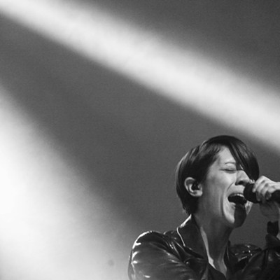 Tegan and Sara Performing Last Night at the Masonic Auditorium