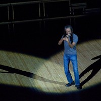 "10 Things Going on in Cleveland this Weekend (March 28 – 30) Ten-time Grammy-winning vocalist Bobby McFerrin may be best known for his hit, ""Don't Worry, Be Happy,"" but his range and capabilities as singer and performer go far beyond. The virtuosic vocalist has the ability to emulate multiple voices at the same time. These talents led to his groundbreaking 1984 album The Voice, which featured no accompaniment or overdubbing. Lately, McFerrin partakes in science lectures about the brain's understanding of music. Tonight's performance is partially a fundraiser for the Excellence In Music scholarship program in conjunction with Tri-C, and a portion of the proceeds goes to the program. The show starts tonight at 8 at the Ohio Theatre and tickets are $20 to $50. (Stoops) Photo via Facebook"