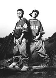 Thanks to Kris Kross, a nation of misled youth wore - baseball jerseys backward.