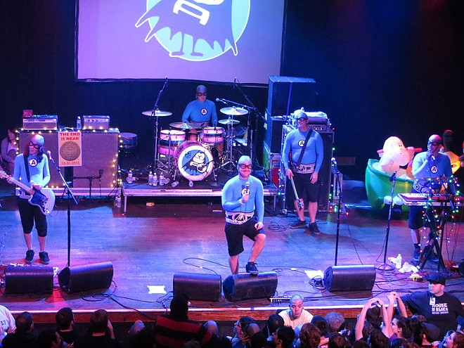 The Aquabats - PHOTO VIA WIKIMEDIA