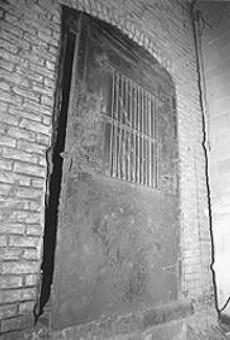 The Arcade's doorway to the past.