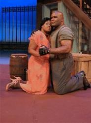 The Beck Center presents the American classic Porgy - and Bess through October 8.