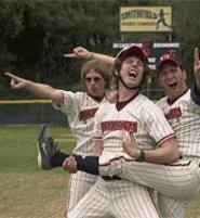 The Benchwarmers may be playing to a lot of - empty seats at a cineplex near you.
