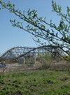 The Big Dipper roller coaster