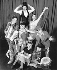 The Bindlestiff Family Cirkus isn't your typical circus.