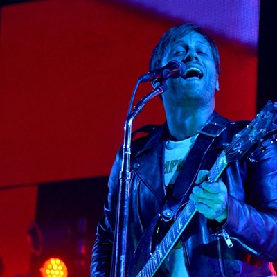 The Black Keys and Cage the Elephant Performing at Quicken Loans Arena