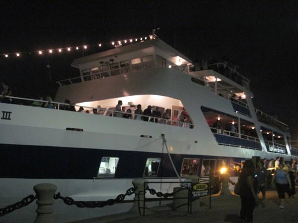 Cleveland Blues Cruise 2013
