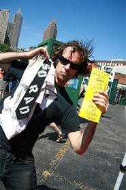 The Bouncing Souls will need a ticket to get into the Rock Hall. - PHOTO BY WALTER NOVAK