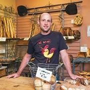 The Bread Man: Adam Gidlow