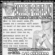 The Brief, Fiery Ride of Cowboy Mike: Does Advertising in Scene Work? Hell Yeah it Does. Let Me Show You