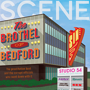 The Brothel of Bedford: The Prostitution Bust and the Corrupt Officials Who Went Down with It