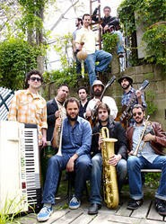 The Budos Band bring the funk to the Beachland on Sunday.
