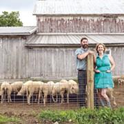 The Cheesemongers: Kristyn and Kevin Henslee