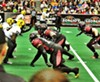 The Cleveland Gladiators are dominating the Arena Football League, folks. Though the AFL doesn't have the following of the NFL (YET!!!) the Gladiators are 7-0 and, along with the Arizona Rattlers, are the only undefeated team in the country. Gladiator, of course, is now available instantly on Netflix, so it's reasonable to assume the team has been channeling Maximus in a pretty regular way. Tonight, they take on the Philadelphia Soul at the Quicken Loans Arena. With a 50-yard field, look for lots of touchdowns, athletic interceptions and crazy trick plays. Tickets starts at $10 — incredible bang for your buck. (Sam Allard)