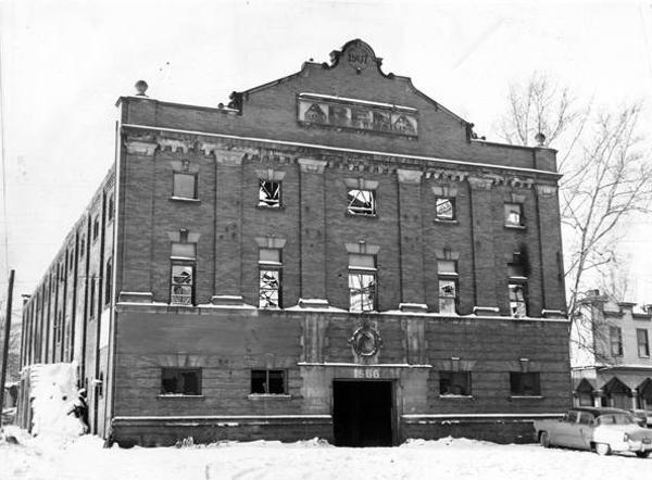Cleveland Sandusky Brewing Company (1897 - 1960s)