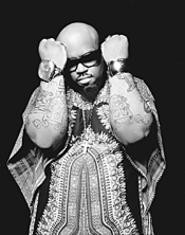 The Dirty South will rise again: Goodie Mob's Cee-Lo.
